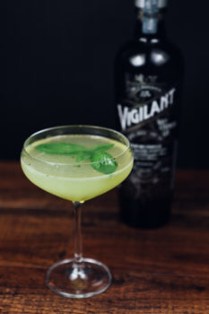 gin basil smash recipe