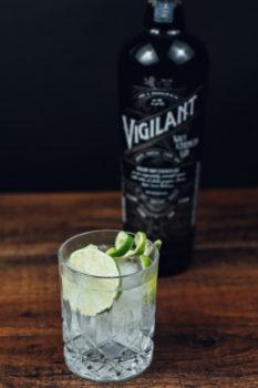 Joseph Magnus gin and tonic recipe