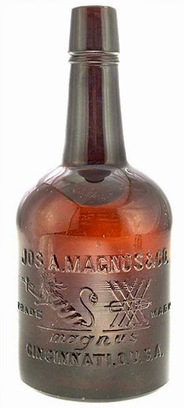 old Joseph Magnus bottle