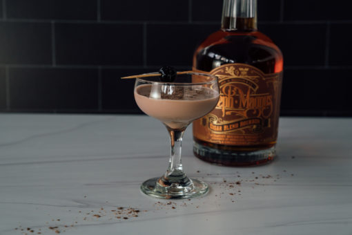 Bourbon Valentine's Day Cocktail